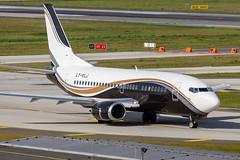 Klasjet Boeing B737-524 LY-KLJ ...Flickr-1 (Daniel P.346) Tags: lyklj klasjet boeing 737 735 b737 b735 vip canon airport