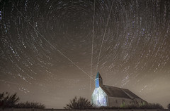 eglise 6 (Lordey Thomas) Tags: astrophotographie longueexposition