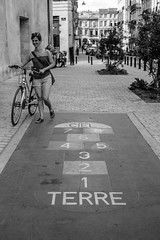 DSCF2891 (LexomIA) Tags: bordeaux street urbain bw nb streetphotography