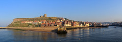 whitby (James Cottrell 1) Tags: whitby north yorkshire uk town church cliffs beach harbour seaside