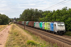 Hoeselt (Andy Engelen) Tags: 2832 hoeselt lineas 186295 steel staal