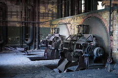 . (jkatanowski) Tags: urbex urban exploration europe postindustrial pipes powerplant boilerhouse lost lostplace sony a7m2 abandoned forgotten decay dust derelict indoor industry industrial interior furnance