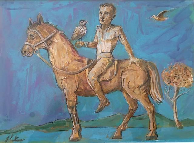 Johnstone John 'Horseman'