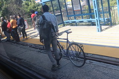 20.MARC.PennLine.481.MD.7September2019 (Elvert Barnes) Tags: 2019 publictransportation publictransportation2019 ridebyshooting maryland md2019 trainstation commuting commuting2019 marylanddepartmentoftransportation ridebyshooting2019 marc2019 marc marctrain marcmarylandarearegionalcommutertrainservice marctrain481southboundwashingtondc saturday7september2019marctrain481southboundenroutetowashingtondc marcpennlinetrainstations marctrainstations marcpennlinetrain481 marctrain481 viewfromtrainwindows viewfromtrainwindows2019 marcpennlinetrain481southbound mtamaryland marylandtransitadministration marctrainstation baltimoremd2019 baltimoremaryland baltimorecity westbaltimorestation westbaltimorestation2019 marcwestbaltimorestation commuters commuters2019 saturday7september2019enroutetowashingtondc saturday7september2019triptowashingtondcforcatering september2019 7september2019 marctraincommuterswithbicycles bicyclists bicyclists2019 bicycles bicycles2019