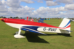 G-RVAT (GH@BHD) Tags: grvat vans rv rv8 aircraft aviation laa laarally2019 laarally sywellairfield sywell