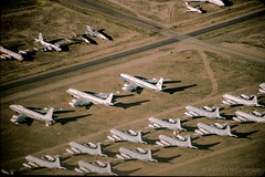 I'm A Celebrity (Al Henderson) Tags: amarc arizona aviation boeing c135 dc8 davismonthanafb douglas ec135 ec24 ef111 f111 fewsg generaldynamics lockheed neptune orion p2 p3 stratotanker tucson usnavy usaf usn vc137 boneyard celebrityrow desert military storage