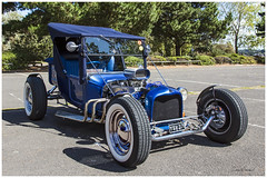 Custom Hot Rod (clive_metcalfe) Tags: automobile car hotrod customcar engineering roadster