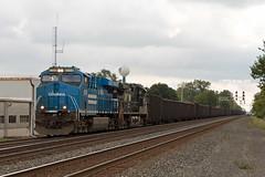 NS 60H - Sandusky, Ohio (dti407) Tags: 2019 canon 77d conrail ns norfolksouthern 60h sandusky ohio