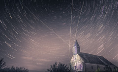 eglise dangers3 (Lordey Thomas) Tags: astrophotographie longueexposition