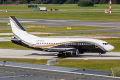Klasjet Boeing B737-524 LY-KLJ Flickr-1 (Daniel P.346) Tags: lyklj klasjet boeing b737 b735 737 735 canon vip jet