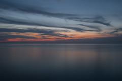Delaware Bay Sunset_DSC2158-1 (Eileen Tercha) Tags: sunset delawarebay long exposure blue newjersey southernnewjersey quiet peaceful