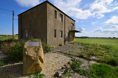 Watch Office / Control Tower (IntrepidExplorer82) Tags: airfield raf royal air force windrush abandoned gloucestershire control tower raid shelter barracks camp runway concrete