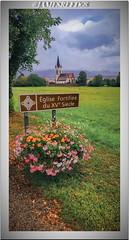 Hartmannswiller - Haut Rhin (jamesreed68) Tags: alsace hartmannswiller paysage nature hautrhin grandest fleurs eglise church redmi note 5
