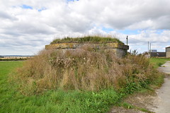 Type 27 Pillbox (Battle HQ) (IntrepidExplorer82) Tags: airfield raf royal air force windrush abandoned gloucestershire control tower raid shelter barracks camp runway concrete