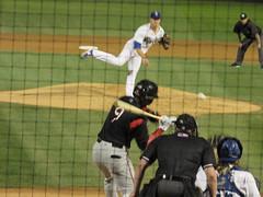 IMG_5789 (Dinur) Tags: baseball minorleaguebaseball milb californialeague calleague storm lakeelsinorestorm lestorm quakes ranchocucamongaquakes rcquakes