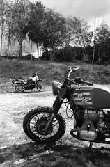 The Nethen 1/32 (Alexander ✈︎ Bulmahn) Tags: the nethen 132 wheels wake motorcycle days beach world championship of sandy racing agfa apx 100 510 pyro xelriade