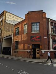 Hixter (Spannarama) Tags: hixter markhix bar restaurant redbrick building reflectedlight southwark london uk