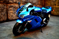 Kawasaki ninja (Fabio Phonseca) Tags: d5100 nikon 1855 moto kawasaky ninja toy maquette motorcycle