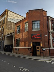 233/365 - Hixter (Spannarama) Tags: 365 august hixter markhix bar restaurant redbrick building reflectedlight southwark london uk