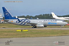Air Europa EC-LPQ Boeing 737-800 London Stansted Airport August 2019 (bananamanuk79) Tags: planewatch pictures aviation airplane airport london flying flight runway air travel transport pilot avgeek airways takeoff departure flyer vehicle outdoor airliner jet jetliner flyers travelling jumbo logo livery painted airplanes aicraft photos airline airliners airlines stansted worldwide spotter planespotting skyteam europa aireuropa boeing737800 eclpq