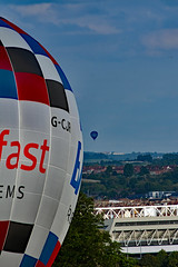 acb 9364 (m.c.g.owen) Tags: bristol ashton court balloon launches evening 8th september 2019 launch flying flight hot air ballooning