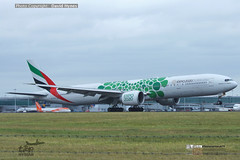Emirates A6-ENH Boeing 777 Dubai Expo 2020 livery at Stansted Airport London 06 Sept 2019 (bananamanuk79) Tags: planewatch pictures aviation airplane airport london flying flight runway air travel transport pilot avgeek airways takeoff departure flyer vehicle outdoor airliner jet jetliner flyers travelling jumbo logo livery painted airplanes aicraft photos airline airliners airlines stansted worldwide spotter planespotting emiratesairlines emiratesstansted emirates boeing777 boeing777300 b777 a6enh expo dubaiexpo