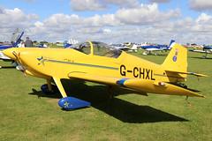 G-CHXL (GH@BHD) Tags: gchxl vans rv vansrv6 laa laarally laarally2019 sywellairfield sywell aircraft aviation