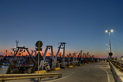 al porto di sera (luporosso) Tags: natura nature naturaleza naturalmente nikon nikond500 nikonitalia porto molo pier civitanovamarche marche italia italy