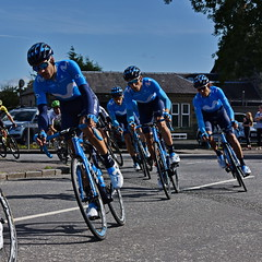 Movistar Team (Brian Wotherspoon) Tags: tour britain 2019 bike cycle race scotland stage 1 ovo energy glasgow kirkcubbright dumfriesgalloway