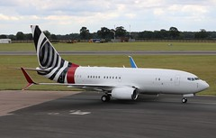 N737ER Boeing 737-7CJ BBJ (R.K.C. Photography) Tags: n737er boeing 7377cj b737 bbj bbjoneinc aircraft aviation bizjet 30754 american luton bedfordshire england unitedkingdom uk londonlutonairport ltn eggw canoneos750d