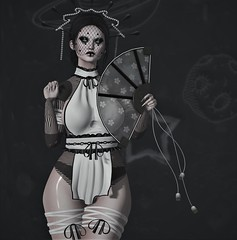 CRΔVING (Miru in SL) Tags: secondlife sl gothic goth id inner demons extra poses poets heart vanity hair apothic cureless avanti this is wrong luas kraftwork backdrop