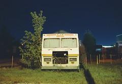 Fuji GW690II / Cinestill 800T. (Fistfulofpowder) Tags: fujigw690ii cinestill 800t 120mm 6x9 medium format edmonton alberta night photography