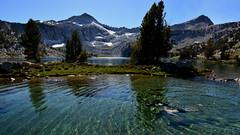 w27 (@GilAegerter / klahini.com) Tags: wallowas hiking mountains backpacking trails wilderness camping peaks