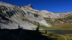 w18 (@GilAegerter / klahini.com) Tags: wallowas hiking mountains backpacking trails wilderness camping peaks