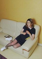 668 (Lily Blinz) Tags: crossdressed crossdresser crossdress crossdressing crossgender crodresser cd tgirl transvestite travesti trav trans transgender transgenre tranny tv tg ts tranvestite lilyblinz blinz stocking