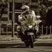 Essex Police Motor Bike