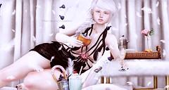 Glamour Diva (Annyzinh Oliveira) Tags: moon amore collabor 88 prtty the saturday sale tentacio kustom9