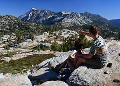 w19 (@GilAegerter / klahini.com) Tags: wallowas hiking mountains backpacking trails wilderness camping peaks