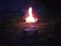 HBM Happy Bench Monday (davebloggs007) Tags: hbm happy bench monday campfire rock