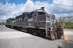 Y&S 8340 (Fan-T) Tags: ys youngstown southern gp18 8340 18