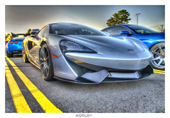 Mclaren - Outrageous Luxury (Pearce Levrais Photography) Tags: mclaren sport sportscar luxury fabulous vehicle sony a7r3 hdr outside outdoor road tree sky show auto automobile