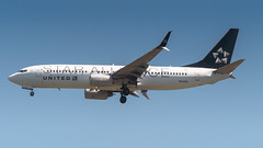 N76516 (gankp) Tags: n76516 boeing 737824 unitedairlinesstaralliancelivery staralliancelivery washingtondullesinternationalairport