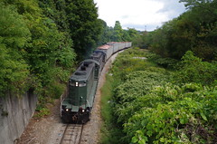 Y&S 18 (Fan-T) Tags: ys youngstown southern gp18 8340 18
