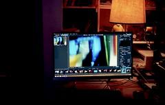 monitor (bluebird87) Tags: nikon f100 epson v600 kodak ektar dx0 c41 monitor