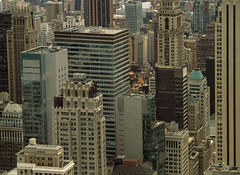 Kodak Pro Image 100 - NYC CityScape (Jovan Jimenez) Tags: canon eos rebel t2 nikon series e 100mm f28 kodak pro image 100 35mm film nyc cityscape newyork city skyline analog analogue