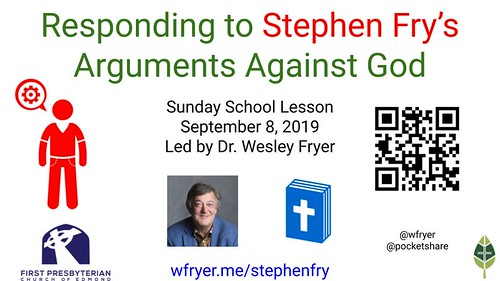 Responding to Stephen Fry's Arguments by Wesley Fryer, on Flickr