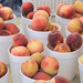 Peaches at Melrose Farmers' Market - West Hollywood, CA