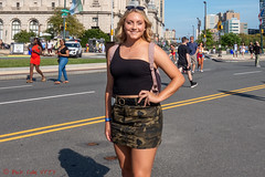 She Insisted On A Solo Pic (ViewFromTheStreet) Tags: 2019 allrightsreserved benjaminfranklinparkway blick blickcalle blickcallevfts calle copyright2019 festival mia madeinamerica pennsylvania philadelphia photography stphotographia streetphotography viewfromthestreet amazing candid classic greatsmile music musicfestival portrait smile street streetportrait vftsviewfromthestreet ©blickcallevfts ©copyright2019blickcalle