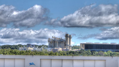 CPV Towantic Energy Center (blazer8696) Tags: 2019 airport cpv ct center connecticut ecw energy hdr img531567painterly koxc oxc oxford southford t2019 towantic usa unitedstates waterbury plant power