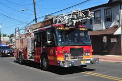Collings Lakes Fire Department Quint 12-36 (Triborough) Tags: nj newjersey gloucestercounty monroetownship williamstown clfd collingslakesfiredepartment firetruck fireengine quint ladder engine quint1236 simon duplex simonduplex lti